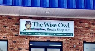 wise owl resale shop