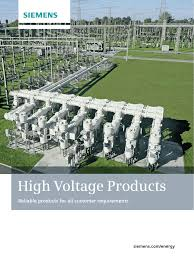 high voltage products reliable products for all customer