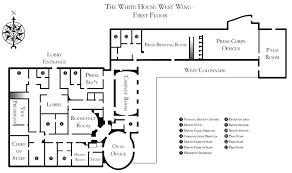 white house floor plan west wing house plans 65271