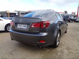 lexus is250 x 2013 lexus is250 x special edition 4d sedan u17250 melton toyota