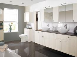Fitted Bathroom Furniture by Bathroom World Just Kitchens