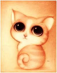 imagenes a lapiz de gatos dibujos de gatos a lapiz buscar con google animales pinterest