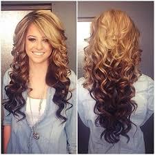 Frisuren Lange Haare Farbe by Ombreeeeeefrisuur Haare Frisur Färben