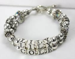 mothers day bracelets mothers day bracelet etsy