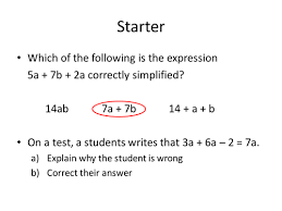 all worksheets expanding and simplifying algebraic expressions