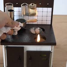 japanese miniature kitchen set http avhts com pinterest