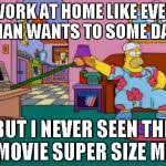 Working From Home Meme - working from home homer meme generator imgflip