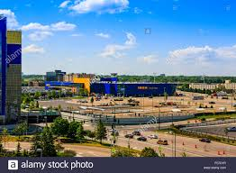 Map Of Mall Of America by Ikea Mega Store In Minneapolis Mn Near The Mall Of America Stock