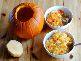 halloween serving bowls how to cook and serve pumpkin soup in a pumpkin shell tureen
