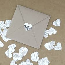 how to make your own envelope make your own envelope with inner lining matching confetti