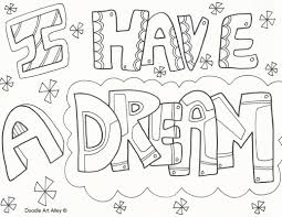 Martin Luther King Jr Coloring Pages Doodle Art Alley Dr Martin Luther King Jr Coloring Pages