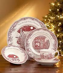 christmas dinnerware christmas dinnerware flatware dillards