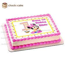 1st birthday cake aliexpress buy minne princess 1st birthday cake topper for