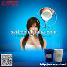 Skin Tone Silicone Rubber For Body Parts,Adult Silicone Sex Doll
