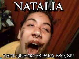 Natalia Meme - natalia carillama meme en memegen