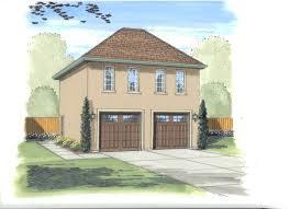 garage w apartments home plan 1 bedrms 1 baths 689 sq ft