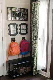 Creative Way To Hang Scarves by Best 25 Backpack Hooks Ideas On Pinterest Small Entryway Garden