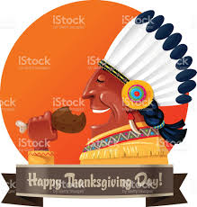 american thanksgiving day stock vector