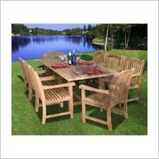 Teak Table And Chairs For Sale by 82 Best Teak Outdoor Furniture Images On Pinterest Teak Outdoor