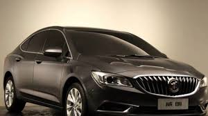 2017 buick verano debuts at 2015 shanghai auto show youtube