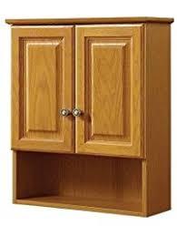 wood bathroom medicine cabinets medicine cabinets amazon com
