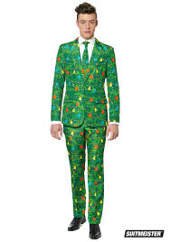 christmas suit green christmas tree suitmeister suit for men