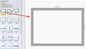 Exterior Wall Thickness Floor Plan Tutorial Edraw