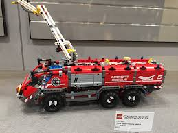 lego technic 2017 lego technic airport rescue vehicle new lego sets for 2017