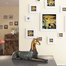 best and cheap bronze hound dog handmade bronze sculpture modern