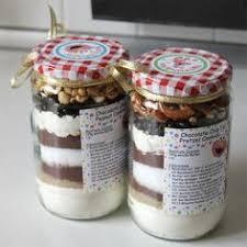mitbringsel aus der küche geschenke aus der küche 5 backmischungen im glas so oder and und