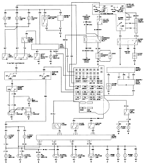 1990 chevy s10 pick up fuse box wiring diagrams