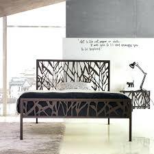 iron bed frames avenue greene bradley metal daybed and trundle