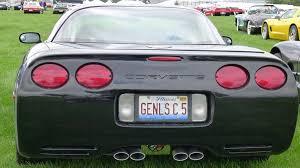Il Vanity Plates Pics The Corvette Vanity Plates Of Bloomington Gold 2015