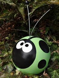 great funny garden decor ladybug garden decor decorating ideas