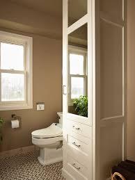 choosing custom bathroom cabinets over toilet midcityeast