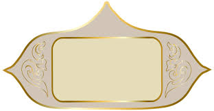 label design templates png cream and gold luxury label template png clipart image gallery