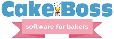 cakeboss software for bakers pricing calendar expenses