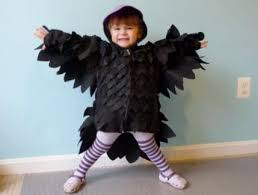 Black Raven Halloween Costume 75 Cute Homemade Toddler Halloween Costume Ideas Parenting