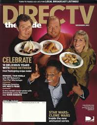 Food Network Bobby Flay Thanksgiving Food Network Cover Story U2013 Tina Donvito