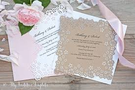 diy wedding invitations templates behance