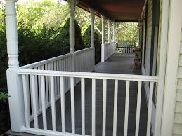 Front Porch Railing Ideas Option Protections  FantasticLogoscom