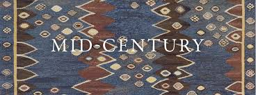 Midcentury Modern Rugs Mansour