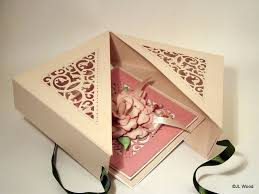 best 25 box cards tutorial ideas on paper box