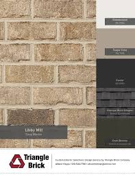 sherwin williams u0027 color of the month caviar paired with tbc brick