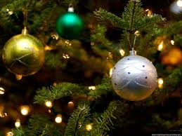 christmas christmas tree decoration ornaments wallpaper clip art