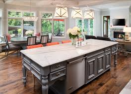 carrara marble kitchen island choosing the right marble calacatta or carrara steam shower inc