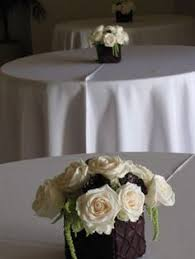 White Roses Centerpieces by 3 Piece White Rose Centerpieces Rose Centerpieces For Wedding