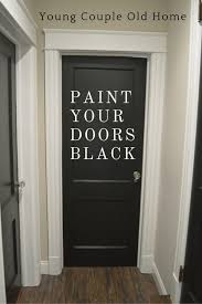 what color to paint interior doors painted interior door ideas best 25 painted bedroom doors ideas on