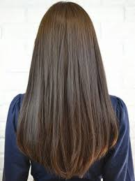 how to cut hair straight across in back best 25 long straight haircuts ideas on pinterest straight