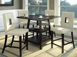 Dining Room Table Sets Leather Chairs by Dining Room Table Sets Gorgeous Clear Glass Cone Shade Pendant
